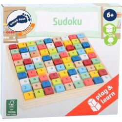 Medinis sudoku žaidimas