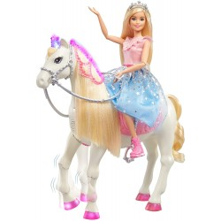 Barbie Princesės nuotykiai-...
