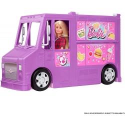 Barbie ir jos maisto vagonėlis