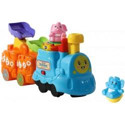 Vtech ZoomiZooz traukinukas