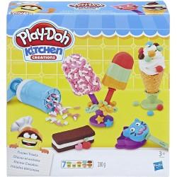 Play Doh ledų gaminimo...