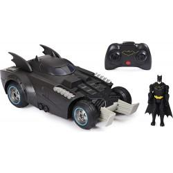 Batman automobilis su figūrėle