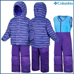 Columbia buga set