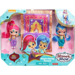 Shimmer and Shine 2 lėlytės...