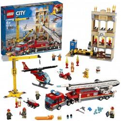 Lego gaisrinė 60216