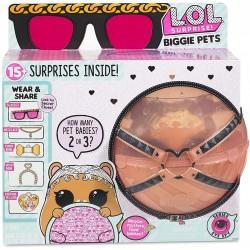 LOL Suprise Biggie Pets Hammy