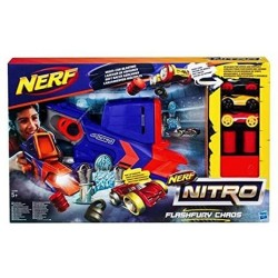 Nerf Nitro Rinkinys...