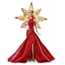 Kolekcinė 2017 Holiday Barbie