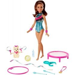 Barbie Teresa gimnastė su...