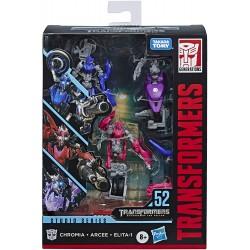 Transformers Studio 52 Deluxe