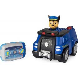 Paw Patrol Chase mašinoje...