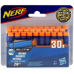 Nerf kulkos n-strike 30 vnt