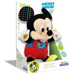 Minkštas Mickey Mouse...