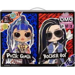 LOL OMG Remix Punk Grrrl ir...