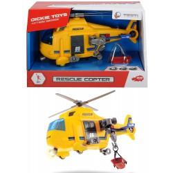 Dickie helikopteris su garsais