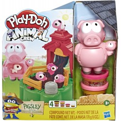 Play Doh paršelių šeimyna