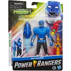 Power rangers beast-x-blue...