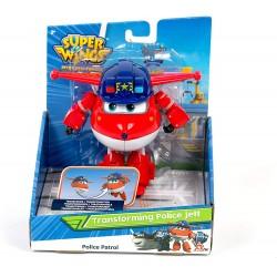 Super Wings policininkas Jett