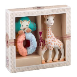 Sophie Vulli žirafos dovanų...