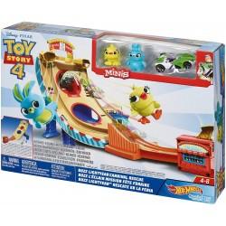 Hot Wheels Toy Story trasa