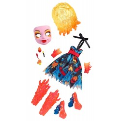 Monster High Lėlės drabužėliai