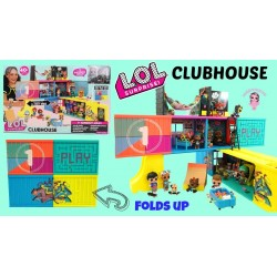 LOL Surprise! Clubhouse