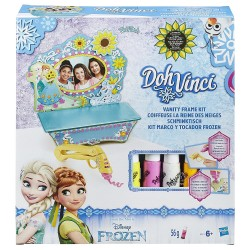 Doh Vinci Frozen papuošalų...