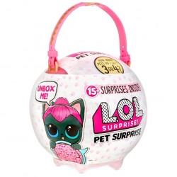 LOL Suprise Biggie Pets...