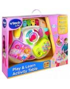 Žaislai vaikams nuo gimimo iki 3 metų