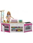 Barbie lėlės | Barbie namai, automobiliai, lėktuvai